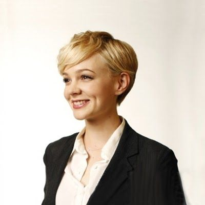 Carey Mulligan is like the cutest thing ever...