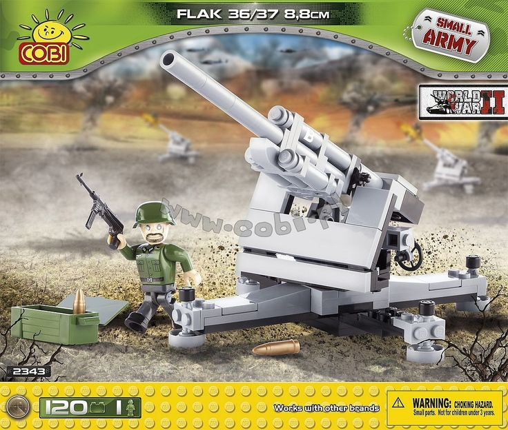 Flak 36/37 88 MM | 2343