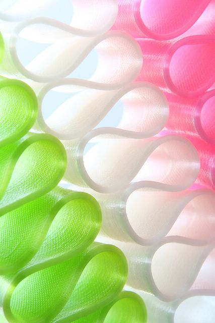 Ribbon Candy by candywarehouse, via Flickr