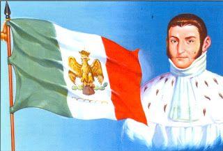 HISTORMEX: Bandera de México, historia