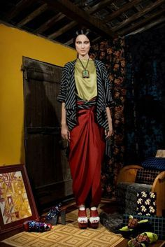 LULU LUTFI LABIBI SPRING SUMMER 2013 LOOKBOOK