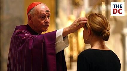 EMBRACES ISLAM - Catholic Cardinal McCarrick Offers Muslim Prayers - The Cardinal offered Islamic phrases and insisted that Islam shares foundational rules with Christianity (CHRISLAM - ONE WORLD RELIGION SPOKEN OF IN REVELATIONS OCCURRING IN THE LATTER DAYS)