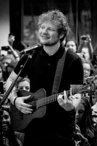 Ed Sheeran Talks Tattoos, Taylor Swift, and Drinking Tequila with the Royal…