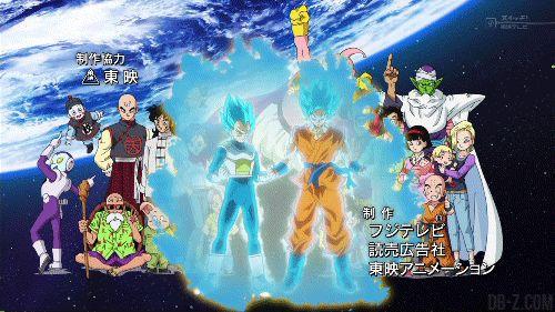 Dragon Ball Super Opening 1 V4