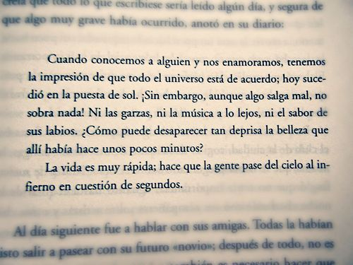 Once Minutos Paulo Coelho Frases Pinterest Quotes Paulo