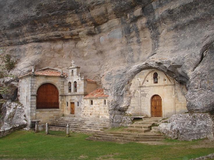 Complejo Kárstico de Ojo Guareña, Burgos, Spain