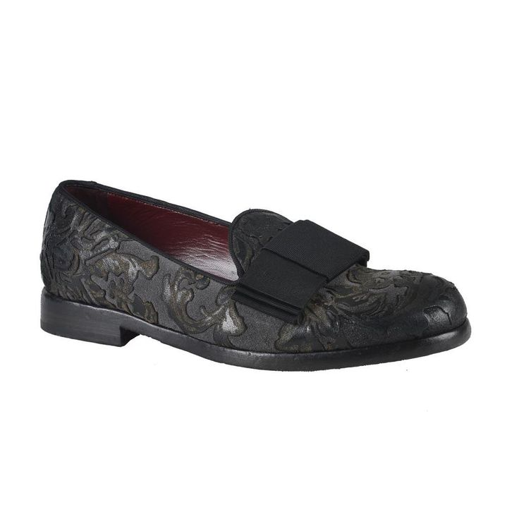 Dolce&gabbana Men's Suede Leather Loafers Shoes