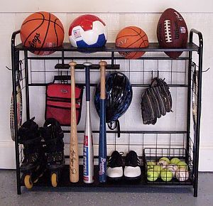 Great for all sports equipment