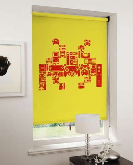 Gaming Blinds.