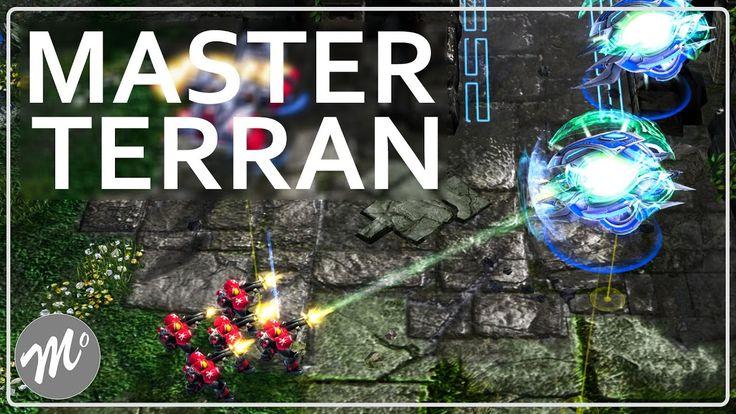 StarCraft 2 LOTV: Pro Cast - Master of Terran (ByuN vs herO TvP) #games #Starcraft #Starcraft2 #SC2 #gamingnews #blizzard