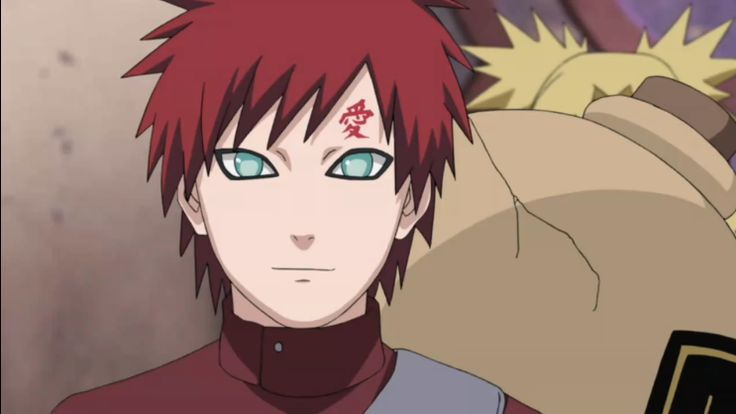 gaara smile - Google Search | GAARA | Pinterest | Google ...