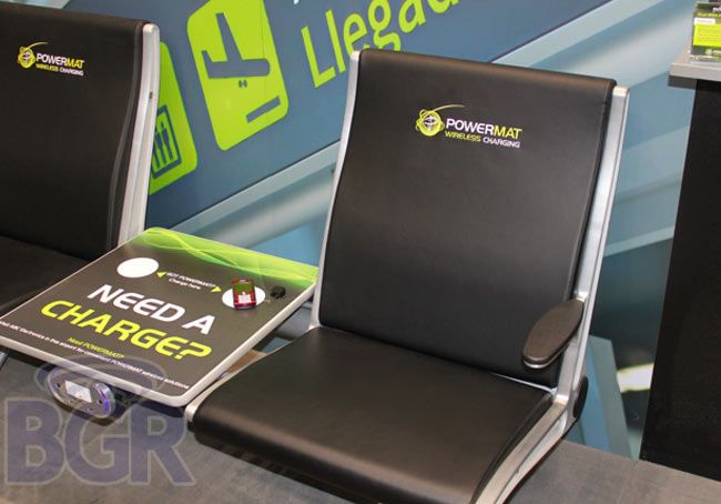 creative airport lounge charging solution - Google Search