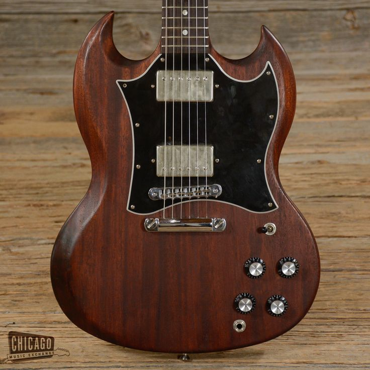 Gibson SG Special Faded Brown 2007 (s599)