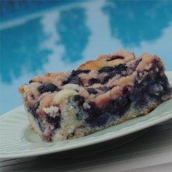 Maritime Blueberry Buckle - Allrecipes.com