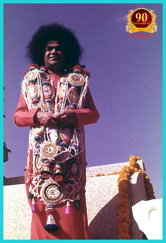 Sathya Sai Speaks - Sanctify Human Life Through the Pursuit of Sathya and Dharma