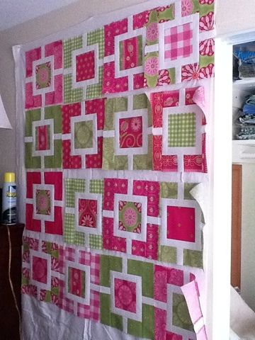 36 best Design wall images on Pinterest | Sewing rooms, Quilt block ...