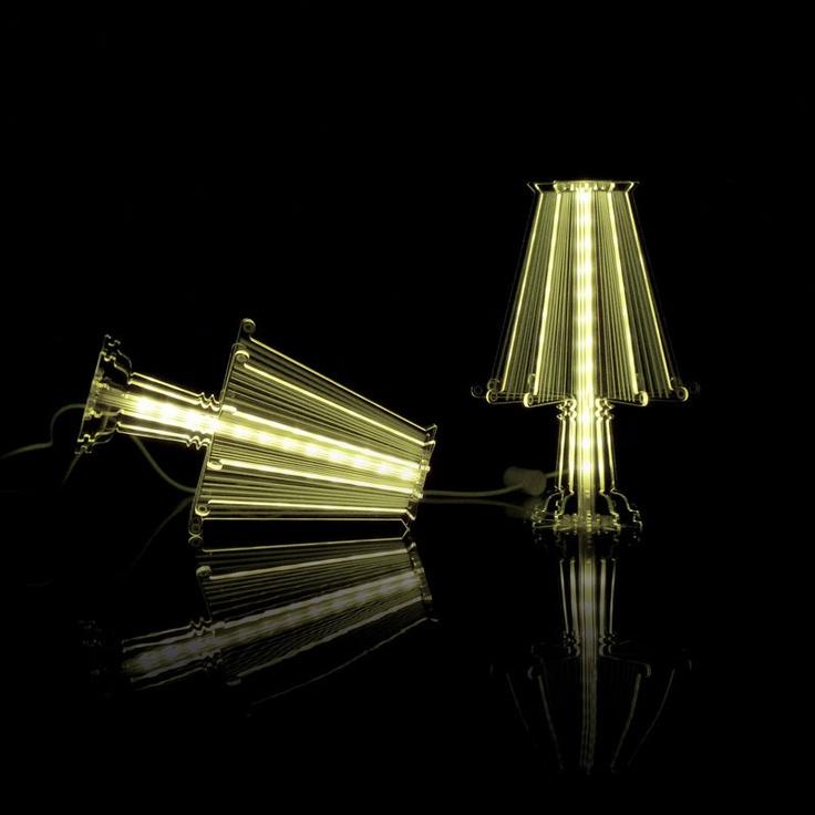 Lámpara USB de acrílico facetado modelo London, tecnología led de bajo consumo. Puede conectarse a 220w con transformador ($25). Medidas: 18x13. $160 (pesos argentinos) CaprichosElementales@gmail.com