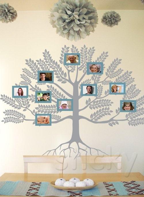 wall family sticker