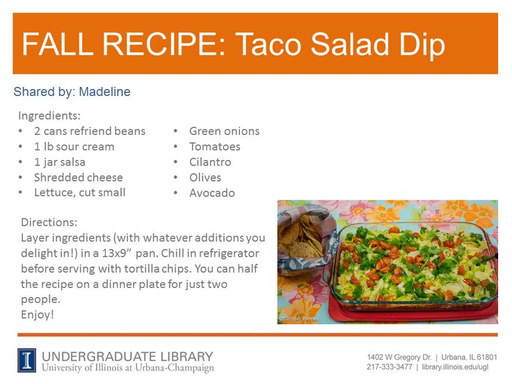 Taco Salad Dip recipe from Madeline. Cookbook recommendation: The Pioneer Woman Cooks: Recipes from an Accidental Country Girl by Ree Drummond (http://ow.ly/pT0cM): 960720 Pixel,  Internet Site,  Website, Girls Generation, Cookbook Recommendations, Country Girls, Pioneer Woman Tacos Dips, Dips Recipes, Tacos Salad Dips