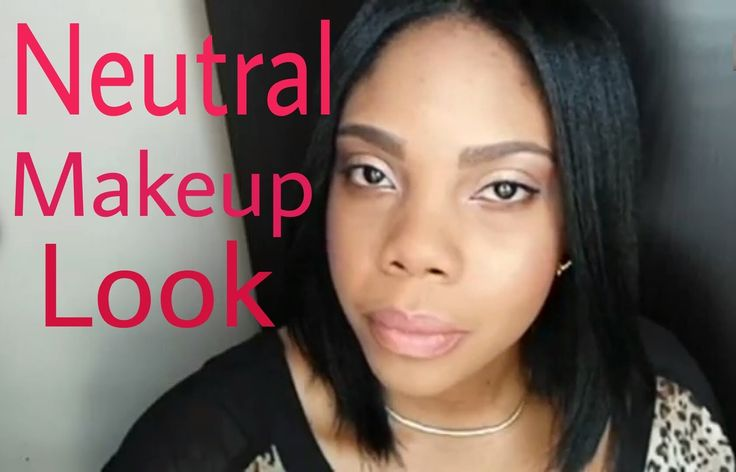 [TUTORIAL] EVERYDAY NEUTRAL MAKEUP FOR SCHOOL & WORK
