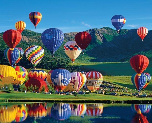 New Jersey Hot Air Balloon Festivals Warren County and