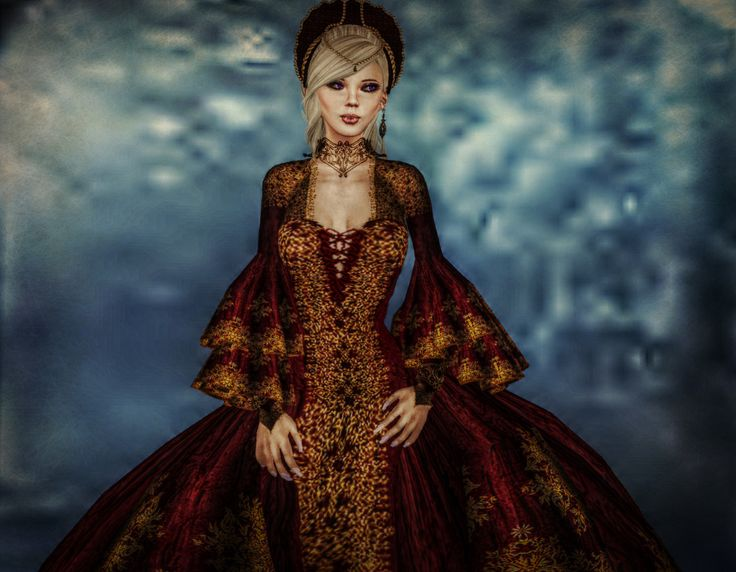 Tres Beau- Miss Turkey gown