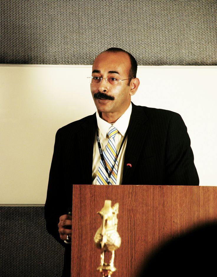 Dr.Sumt Prasad - GM, Columbia Asia