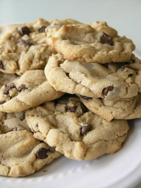 Here's a quick recipe for some chewy and totally delicious peanut butter chocolate chip cookies. I do nothave a clue where the recipe originated from, it's just one that's been in my recipe stash forever. 5.0 from 1 reviews Peanut Butter Chocolate Chip Cookies  Author:Stef at Girl. Inspired. Prep time: 10 mins Cook time: …