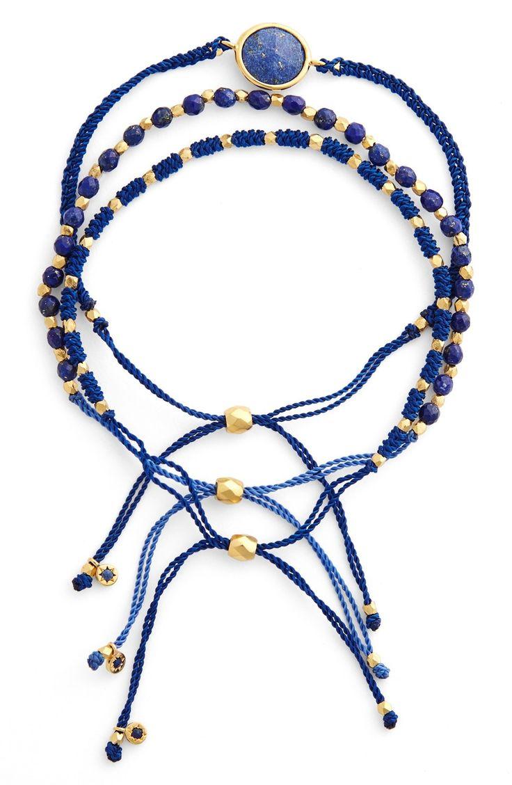 astley clarke mixed media bracelets