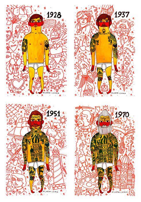 Tattoo history....