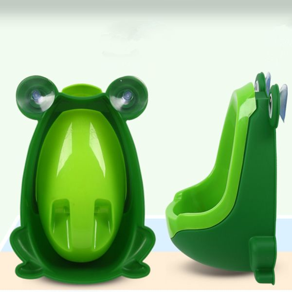 Lovely Frog Children Kids Potty Removable Toilet Training Kids Urinal Early Learning Boys Pee Trainer Bathroom at Banggood