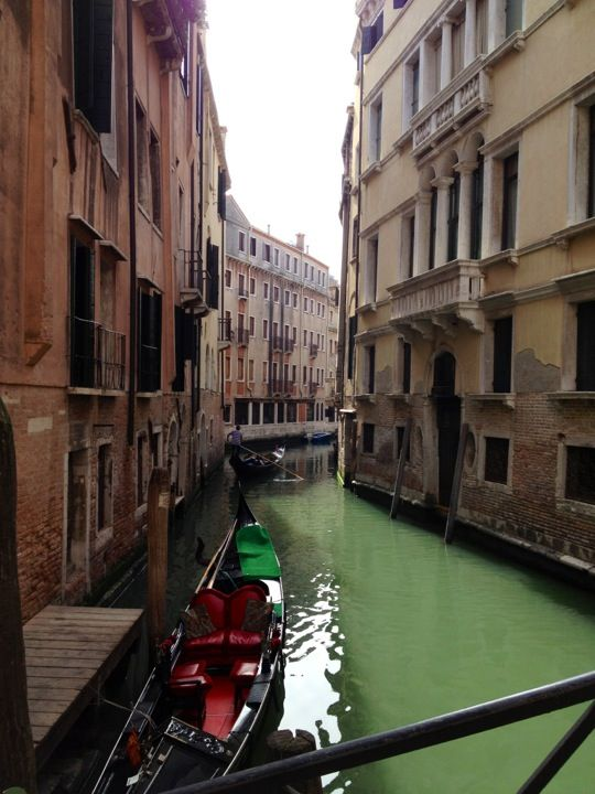 Who doesn't like Venice ?