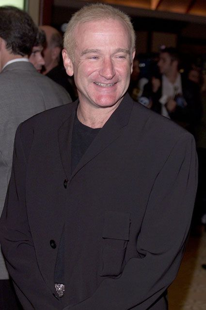 Robin Williams Through The Years | Entertainment Tonight
