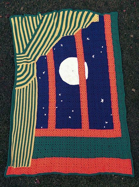 Book Cover Crochet Quilt Pattern : Ravelry children s book blanket pattern by meghan davis