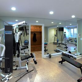 Home Gym Design, Pictures, Remodel, Decor And Ideas   Page 29