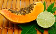 Papaya Leaf Extract is a Powerful Cancer Fighter