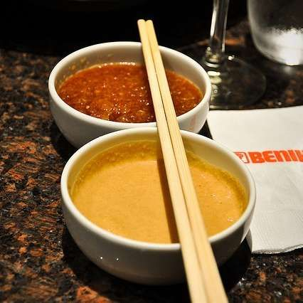 Benihana Magic Mustard Sauce