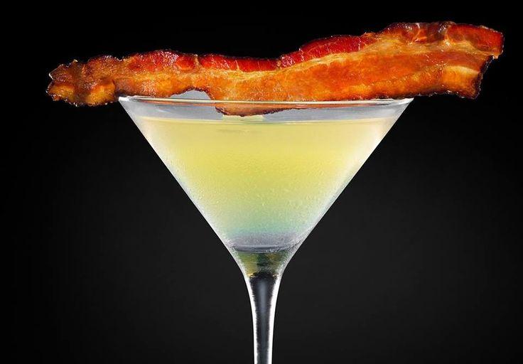 #bacon #martini #bacontini