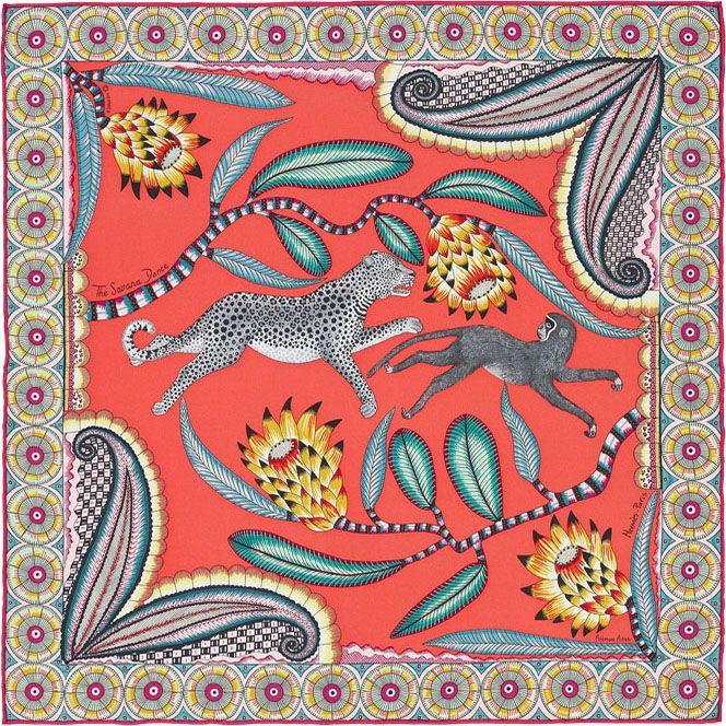 La Maison des Carrés Hermès | The Savana Dance
