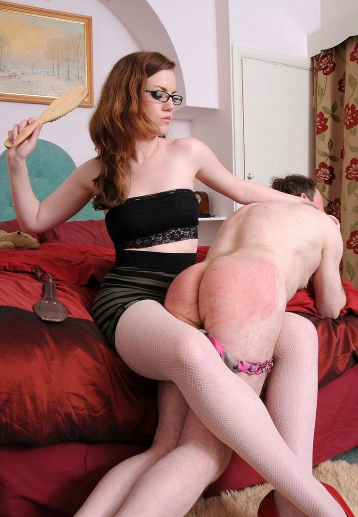 """hot spanking captions - otkfme: """" Always tell me when you make mistakes."""
