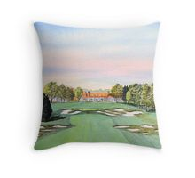 Bethpage Golf Course Throw Pillows and many more golf courses by Bill Holkham available via this link!