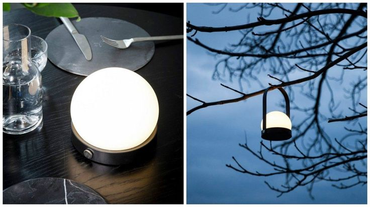 L'indispensable : la lampe Carrie by Norm Architects