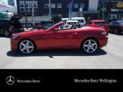Mercedes-Benz SLK Convertible 250 1.8P 7AT Sport Hyacinth Red 2015 for Sale - Autotrader New Zealand