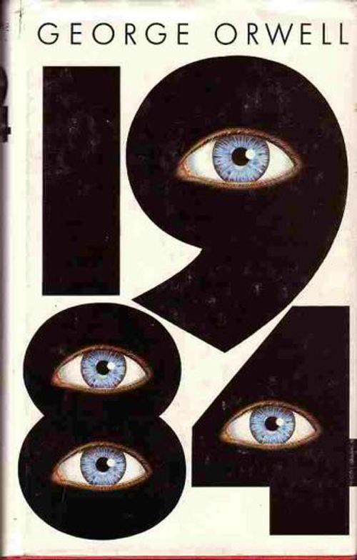 Flavorwire's compilation of cover designs for '1984' has some gems, including this one for a Swedish edition
