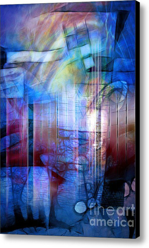 Love this. Artist: Artwork Studio; Title: Blue Drama. Find this artists work at http://fineartamerica.com/profiles/artwork-studio.html