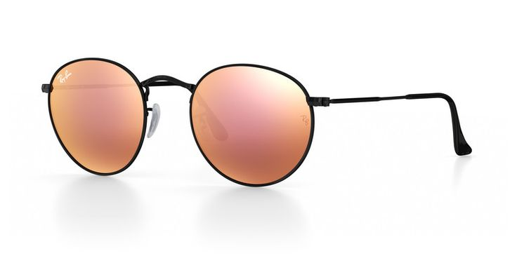 Customise & Personalize Your Ray-Ban RB3447 Round Metal Sunglasses | Ray-Ban® Australia