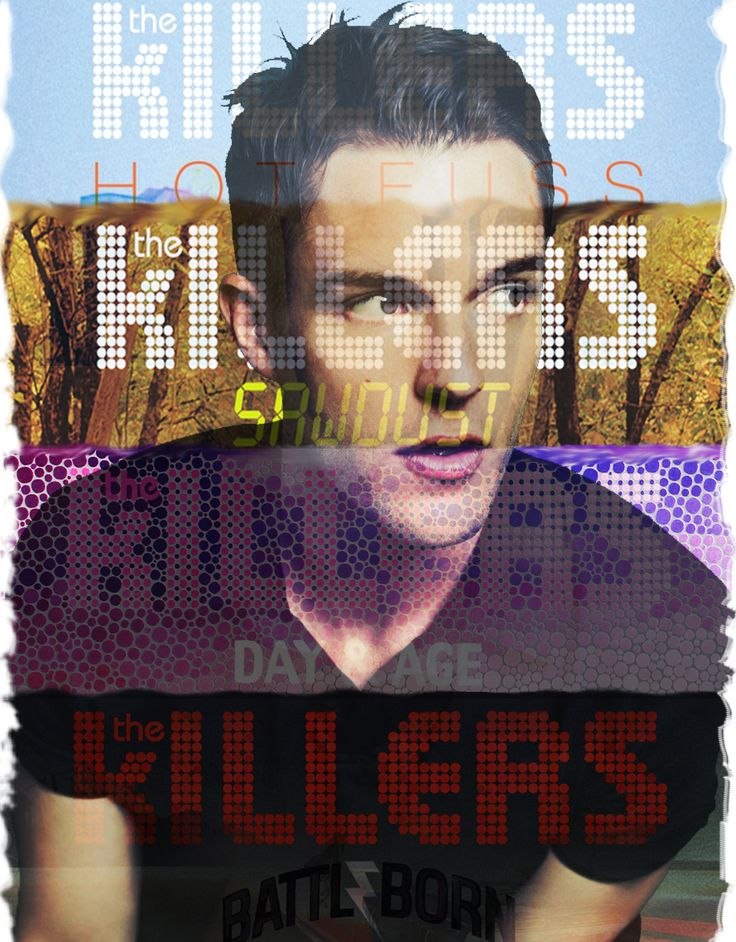 The Killers albums