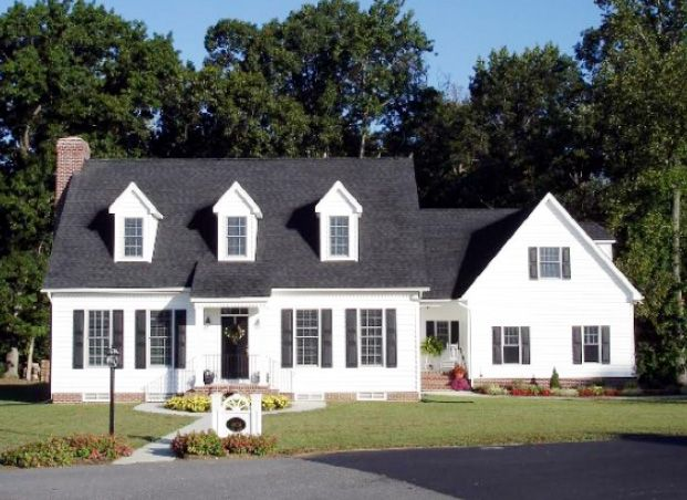 Warm and Inviting - 32564WP | Cape Cod, Traditional, 1st Floor Master Suite, Bonus Room, Multi Stairs to 2nd Floor, PDF, Corner Lot | Architectural Designs
