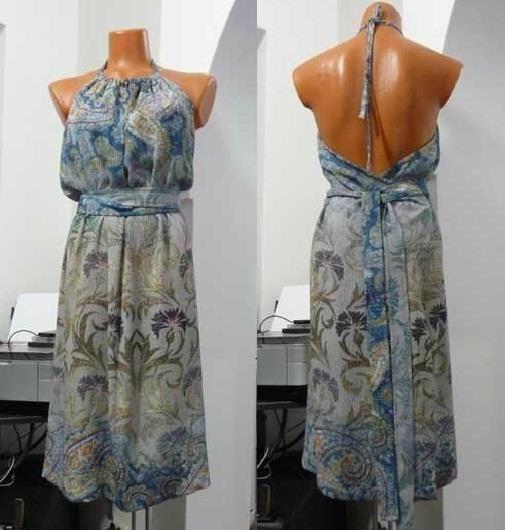 Как сшить платье фартук