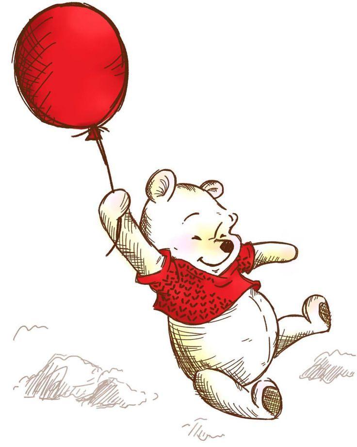 Meine Disney Zeichnung – Pooh